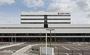 福島赤十字病院 図書室
