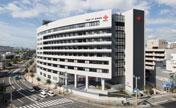 広島赤十字・原爆病院 図書室