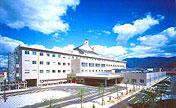 飯山赤十字病院 図書室