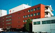 栗山赤十字病院 図書室