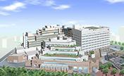 名古屋第二赤十字病院 図書室